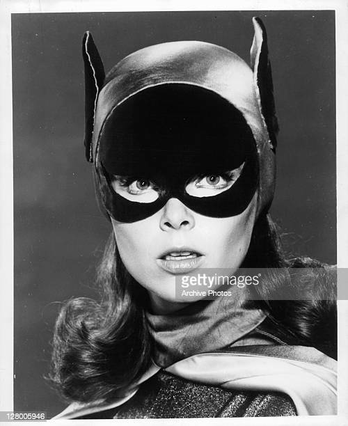 Yvonne Craig as Batgirl in a scene from the film 'Batman' 19661968 Series