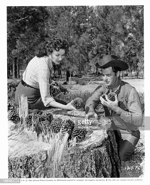 Marilyn Monroe Tommy Gun: Rory Calhoun Stock Photos And Pictures