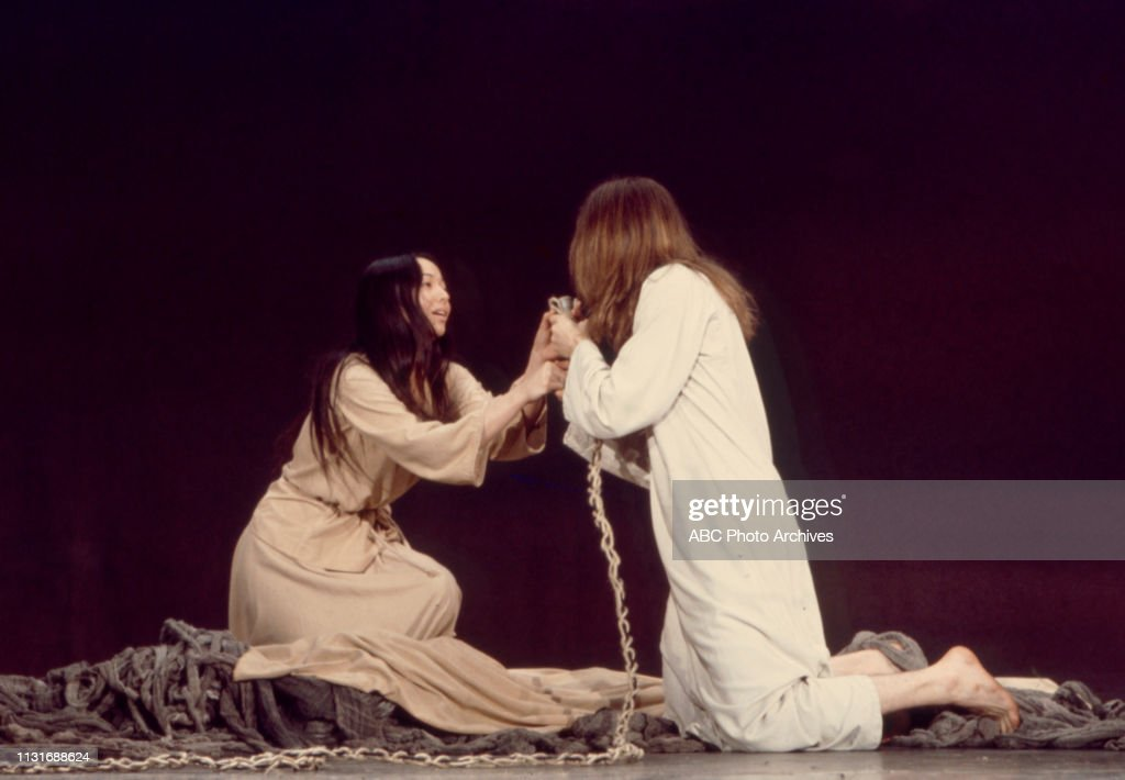 Yvonne Elliman, Jeff Fenholt Appearing On The 26th Tony Awards : News Photo