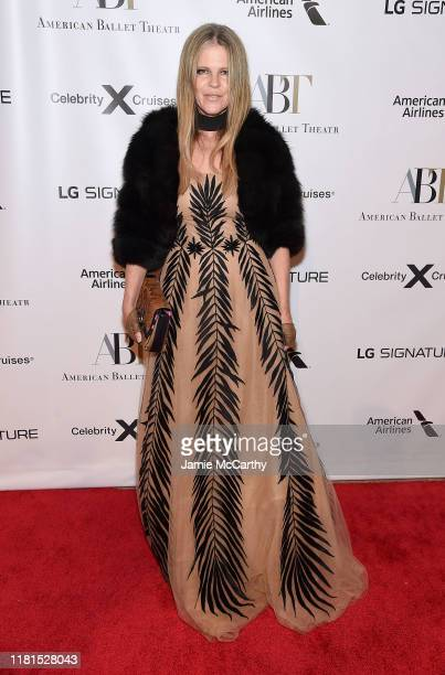 Yvonne Force Villareal attends the American Ballet Theatre 2019 Fall Gala at David H Koch Theater at Lincoln Center on October 16 2019 in New York...