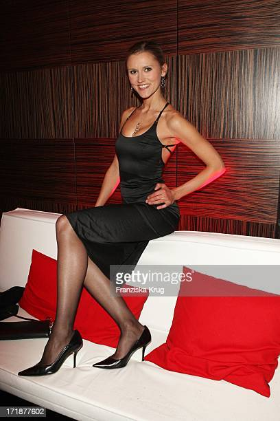 Yvonne Hoelzel In The 'Vodafone Night' At Hotel De Rome In Berlin