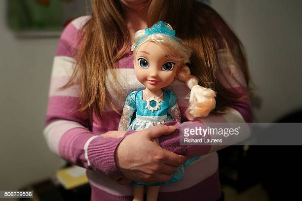 Yvonne holds one of her daughter's dolls. Yvonne Marchand is a representative plaintiff in $450M lawsuit against Sick Kids Hospital and two employees...