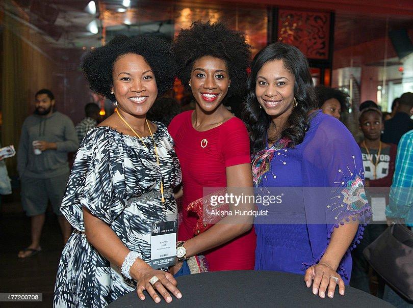 2015 Los Angeles Film Festival - Diversity Speaks Brunch