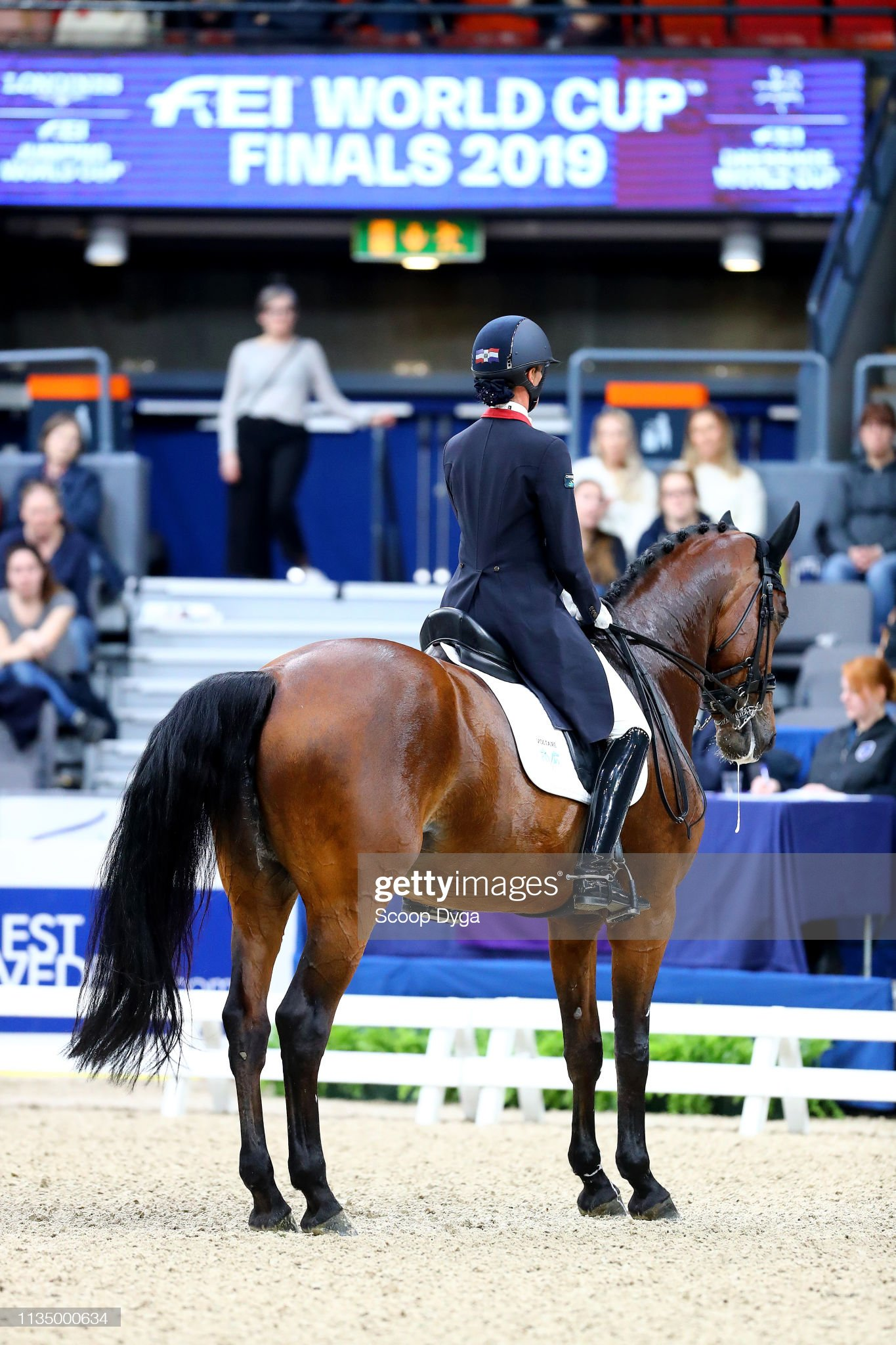 Longines FEI World Cup CSI Goteborg : News Photo