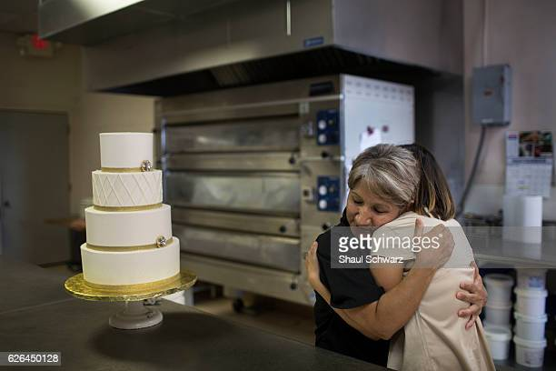 Yvonne Mendoza hugs her mom at the family bakery Yvonne is a first generation MexicanAmerican whose personal experiences with depression provide...