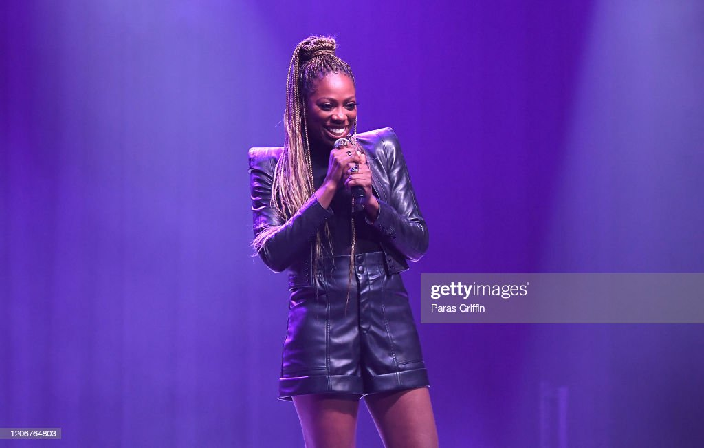 Yvonne Orji In Concert - Atlanta, GA : News Photo