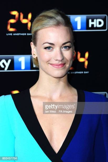 Live Another Day UK Premiere at Old Billingsgate London PRESS ASSOCIATION Photo Picture date Tuesday May 6 2014 Photo credit should read Ian West/PA...