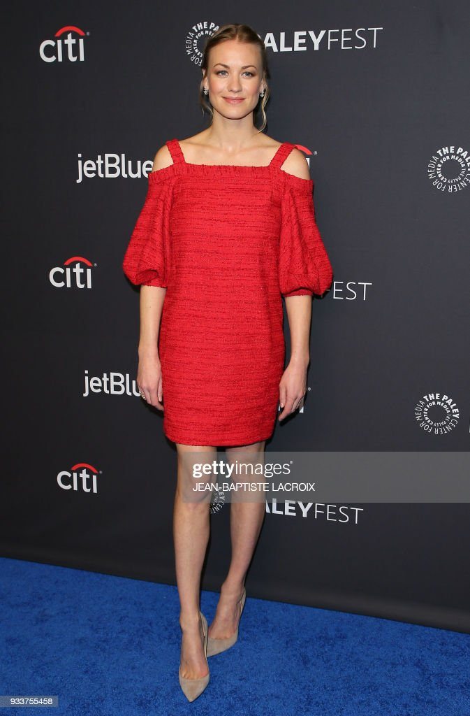 "The Paley Center For Media's 35th Annual PaleyFest Los Angeles - ""The Handmaid's Tale"" - Arrivals"
