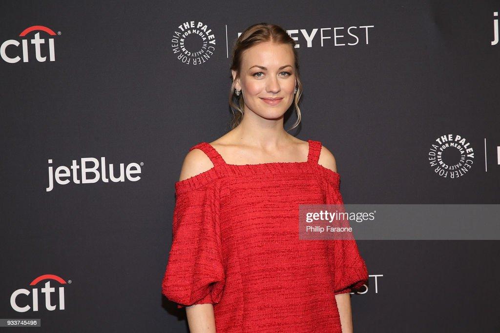 "2018 PaleyFest Los Angeles - Hulu's ""The Handmaid's Tale"""