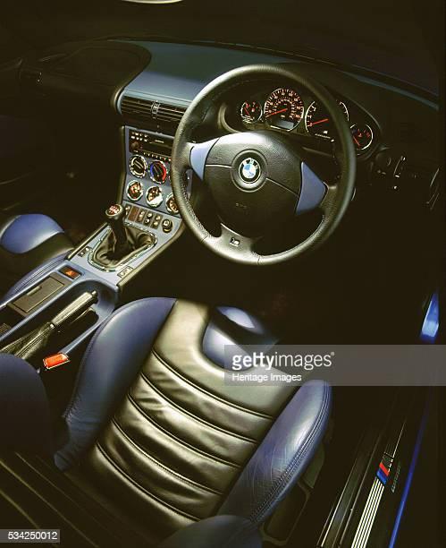 Z3m coupe interior 2000