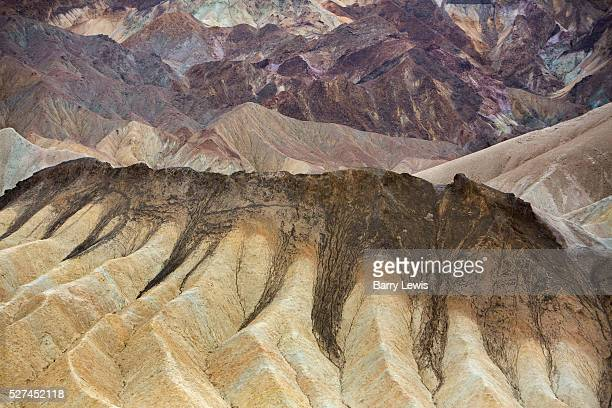 Zabriskie Point is a part of Amargosa Range located in Death Valley National Park in California noted for its erosional landscape and being one of...