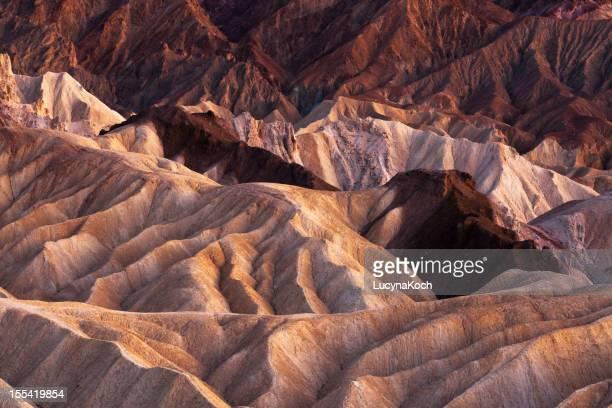 Zabriskie Point Ridges