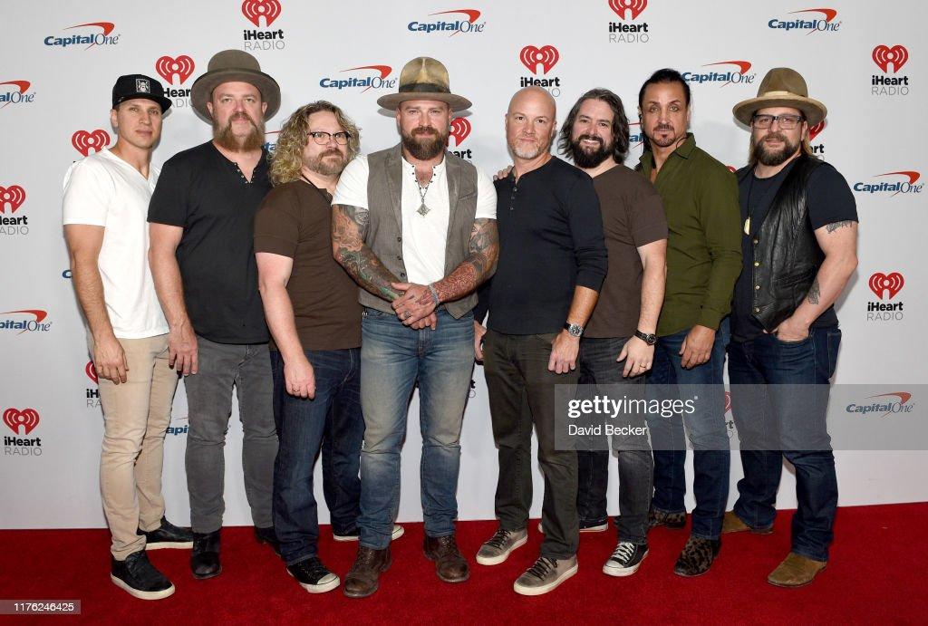 2019 iHeartRadio Music Festival - Night 2 – Press Room : News Photo