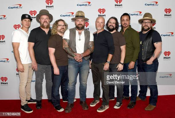 Zac Brown Band attends the 2019 iHeartRadio Music Festival at T-Mobile Arena on September 20, 2019 in Las Vegas, Nevada.