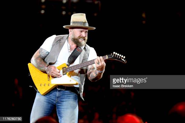 Zac Brown Band performs onstage during the 2019 iHeartRadio Music Festival at T-Mobile Arena on September 21, 2019 in Las Vegas, Nevada.