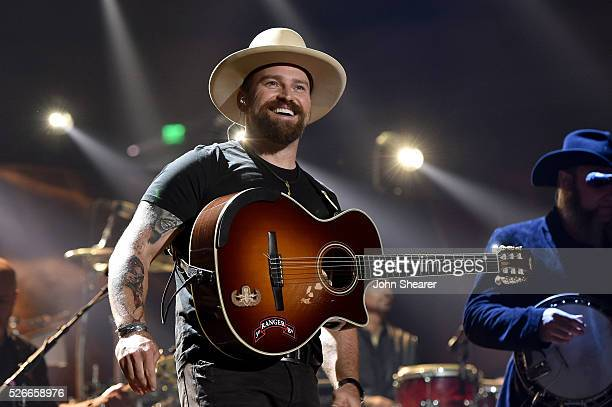 Zac Brown of Zac Brown Band performs onstage during the 2016 iHeartCountry Festival at The Frank Erwin Center on April 30, 2016 in Austin, Texas.