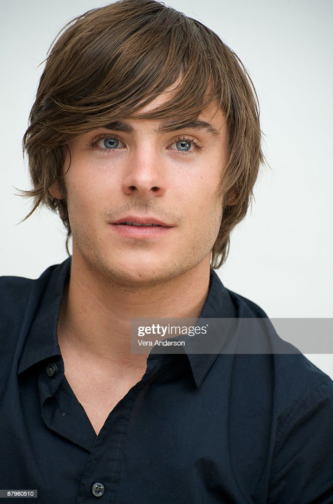 zac efron at the 17 again press conference at the four
