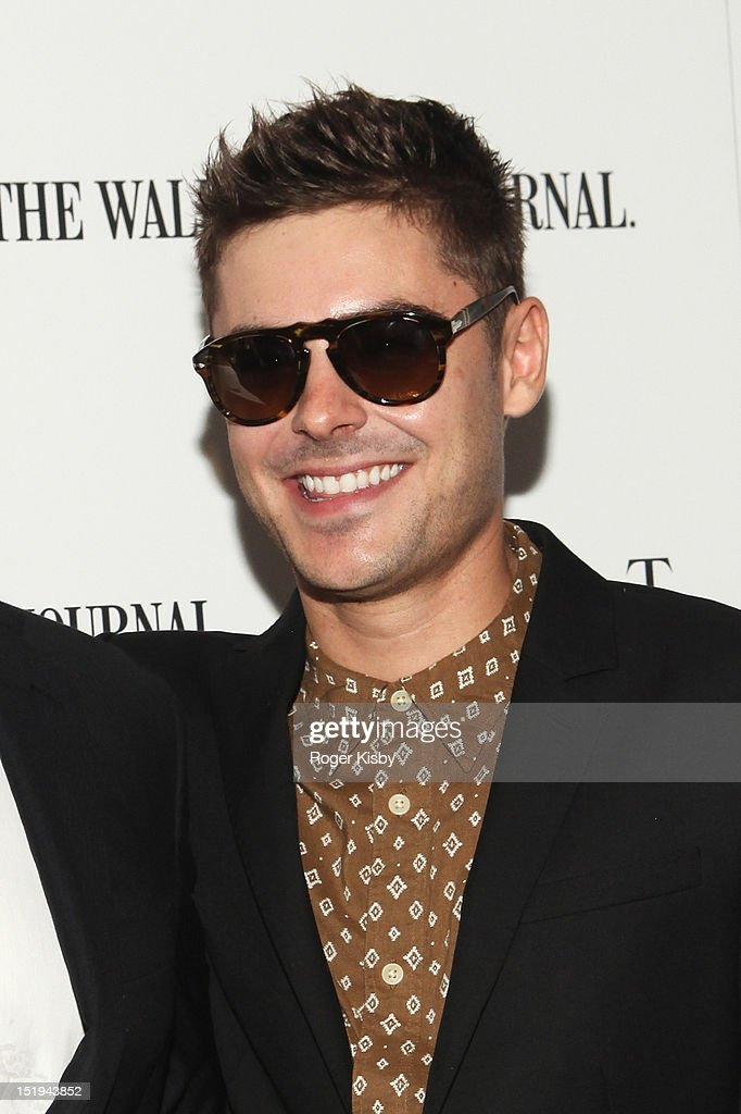 Zac Efron attends the 'Arbitrage' New York Premiere at Walter Reade Theater on September 12, 2012 in New York City.