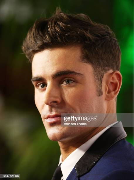 Zac Efron attends the Australian premiere of 'Baywatch' at Hoyts EQ on May 18 2017 in Sydney Australia