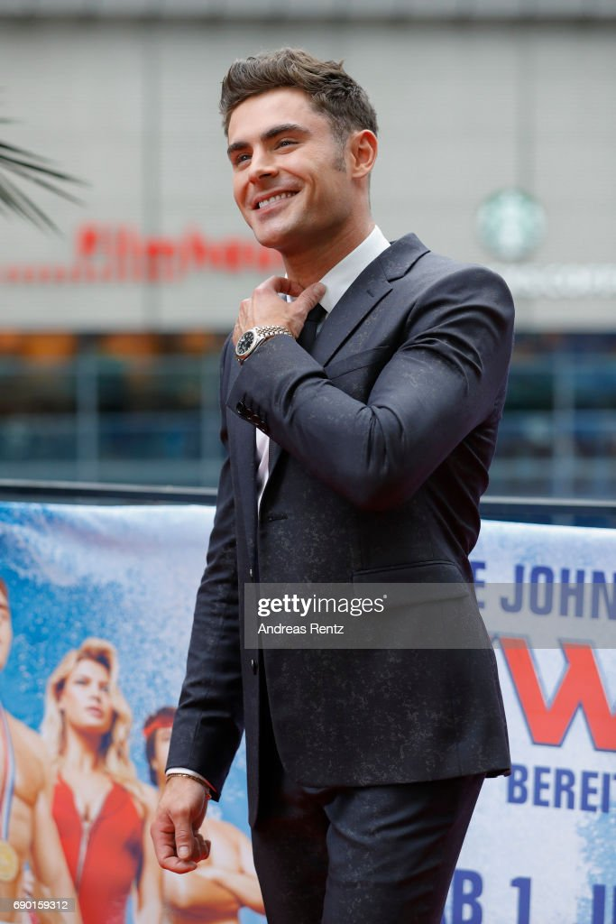 'Baywatch' Photo Call In Berlin