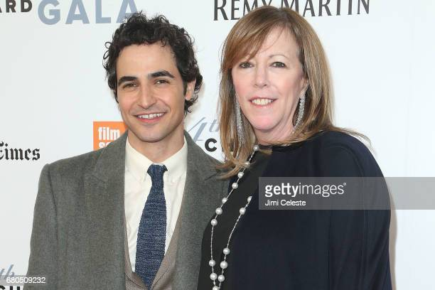 Zac Posen and Jane Rosenthal attends the 44th Chaplin Award Gala at David Koch Theatre Lincoln Center on May 8 2017 in New York City