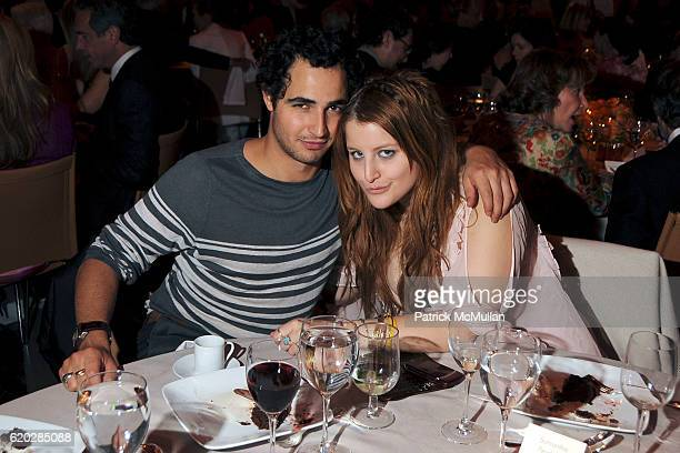 Zac Posen and Samantha Perelman attend VANITY FAIR Tribeca Film Festival Party hosted by GRAYDON CARTER ROBERT DE NIRO and RONALD PERELMAN at The...
