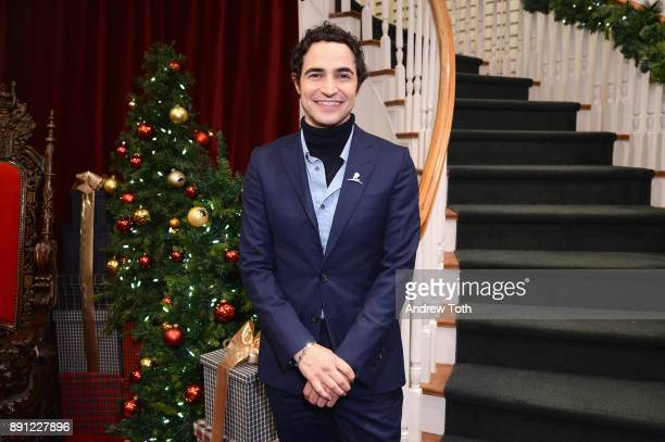 Zac Posen attends as Brooks Brothers celebrates the holidays with St Jude Children's Research Hospital on December 12 2017 in New York City