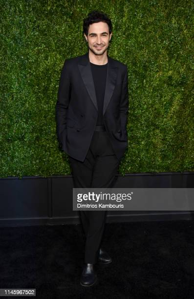 Zac Posen attends as CHANEL hosts 14th Annual Tribeca Film Festival Artists Dinner at Balthazar on April 29 2019 in New York City
