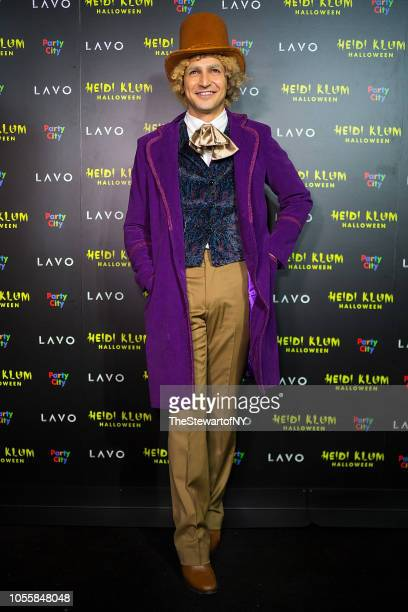 Zac Posen attends Heidi Klum's 19th Annual Halloween party at Lavo on October 31 2018 in New York City