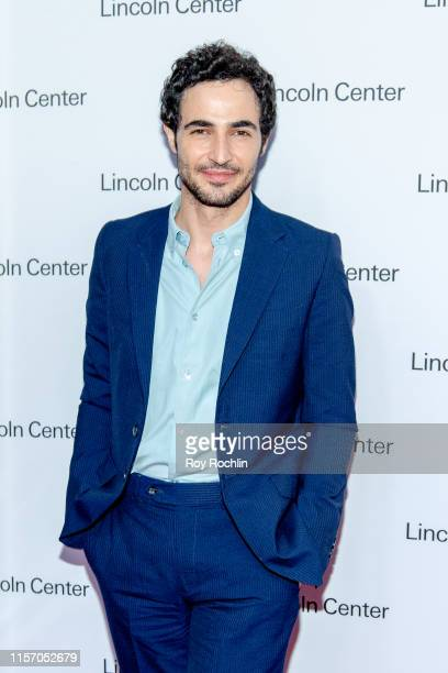 Zac Posen attends the 2019 American Songbook Gala at Alice Tully Hall at Lincoln Center on June 19 2019 in New York City