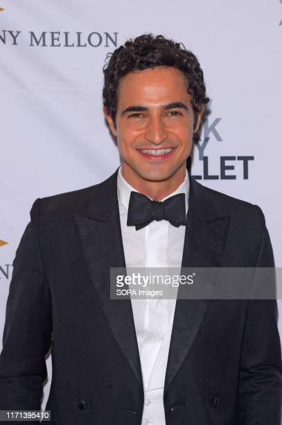 Zac Posen attends the 8th Annual New York City Ballet Fall Fashion Gala at David H. Koch Theater, Lincoln Center.
