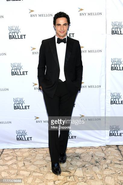 Zac Posen attends the 8th Annual New York City Ballet Fall Fashion Gala at David H Koch Theater Lincoln Center on September 26 2019 in New York City