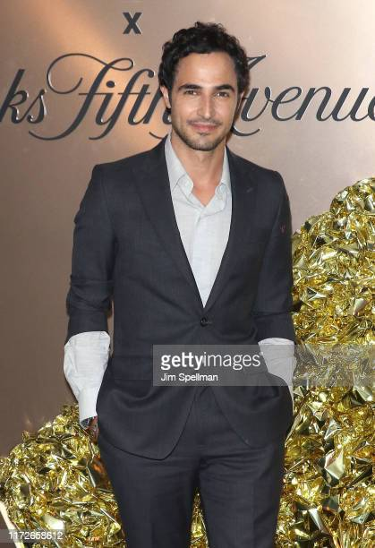 Zac Posen attends the Vanity Fair's 2019 Best Dressed List at L'Avenue on September 05 2019 in New York City