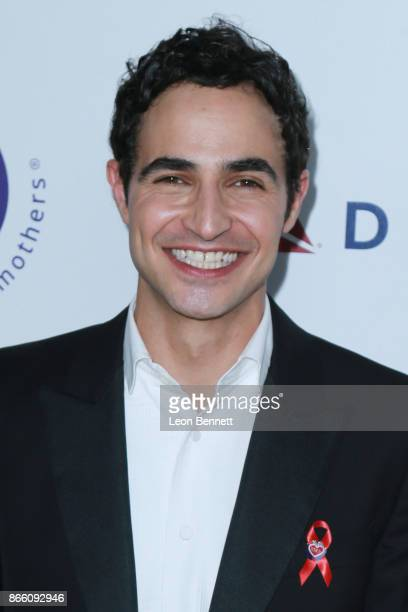 Zac Posen attends the Zac Posen And Paris Jackson Host Event Supporting mothers2mothers And ETAF on October 24 2017 in Beverly Hills California