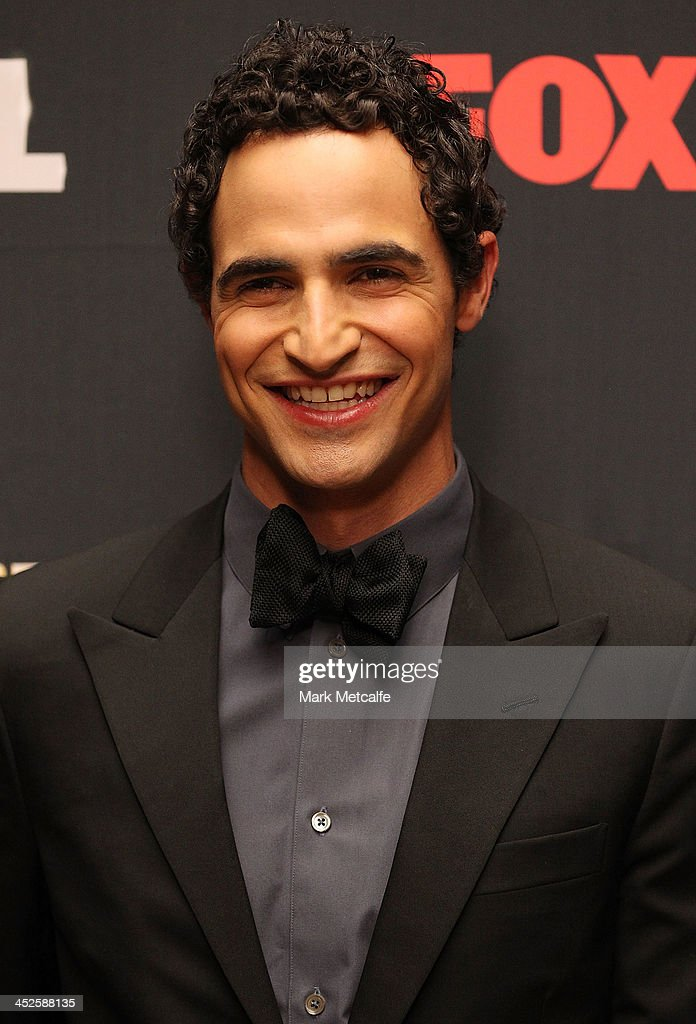 Zac Posen poses during a photo call for Australian TV show, 'The Face of Australia' at Carriage Works on November 30, 2013 in Sydney, Australia.