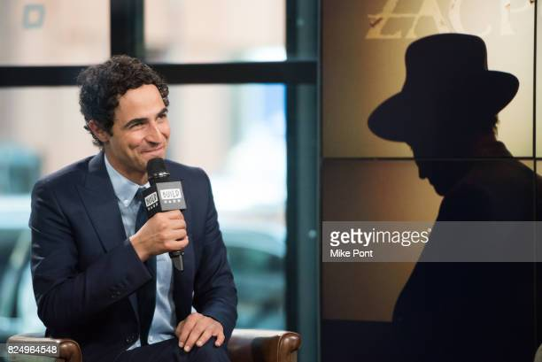 Zac Posen visits Build Studio to discuss the new film 'House Of Z' at Build Studio on July 31 2017 in New York City