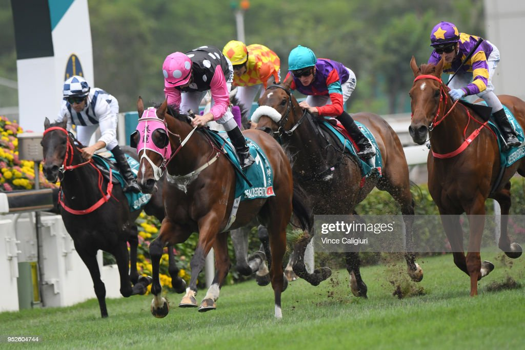 Hong Kong Races Champions Day