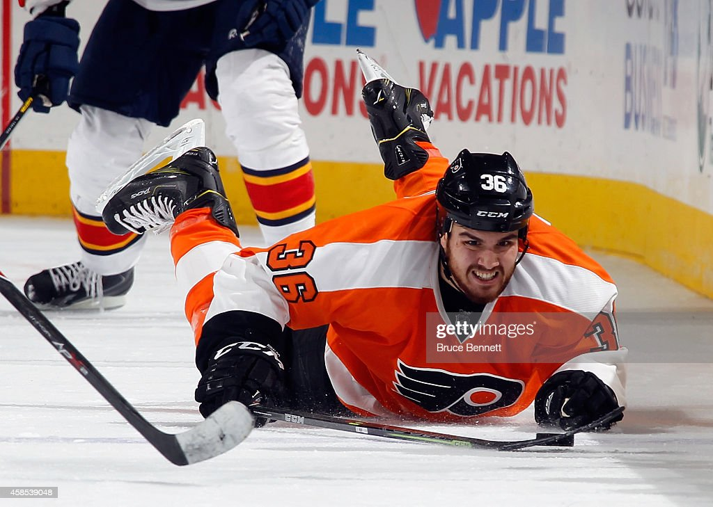 Florida Panthers v Philadelphia Flyers : News Photo