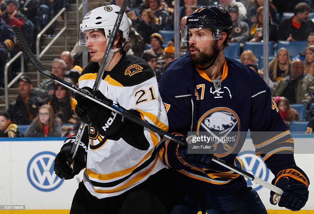Boston Bruins v Buffalo Sabres : News Photo