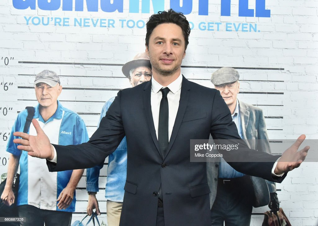"""""""Going In Style"""" New York Premiere - Red Carpet"""