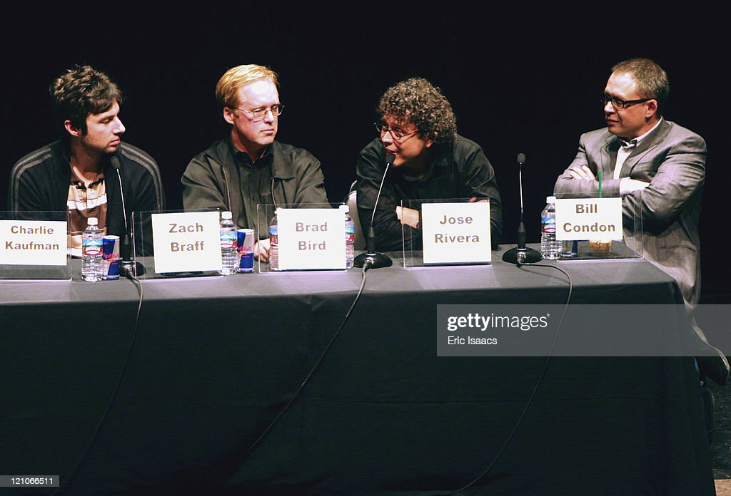 20th Annual Santa Barbara International Film Festival - It Starts with the Script - Panel : News Photo