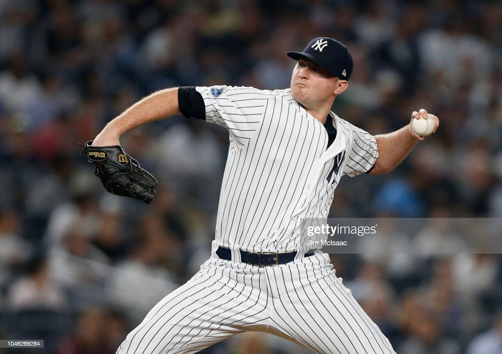 Wild Card Game - Oakland Athletics v New York Yankees : News Photo