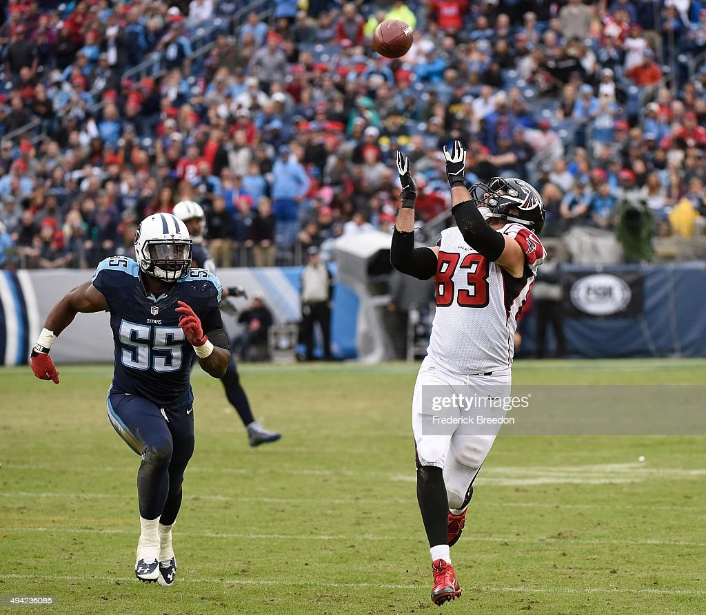 Atlanta Falcons v Tennessee Titans