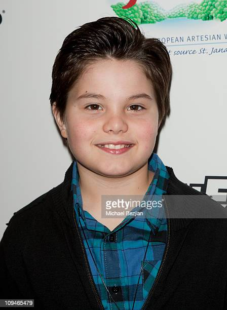 Zach Callison at The Studio At HAVEN360 Day 2 on February 26 2011 in West Hollywood California