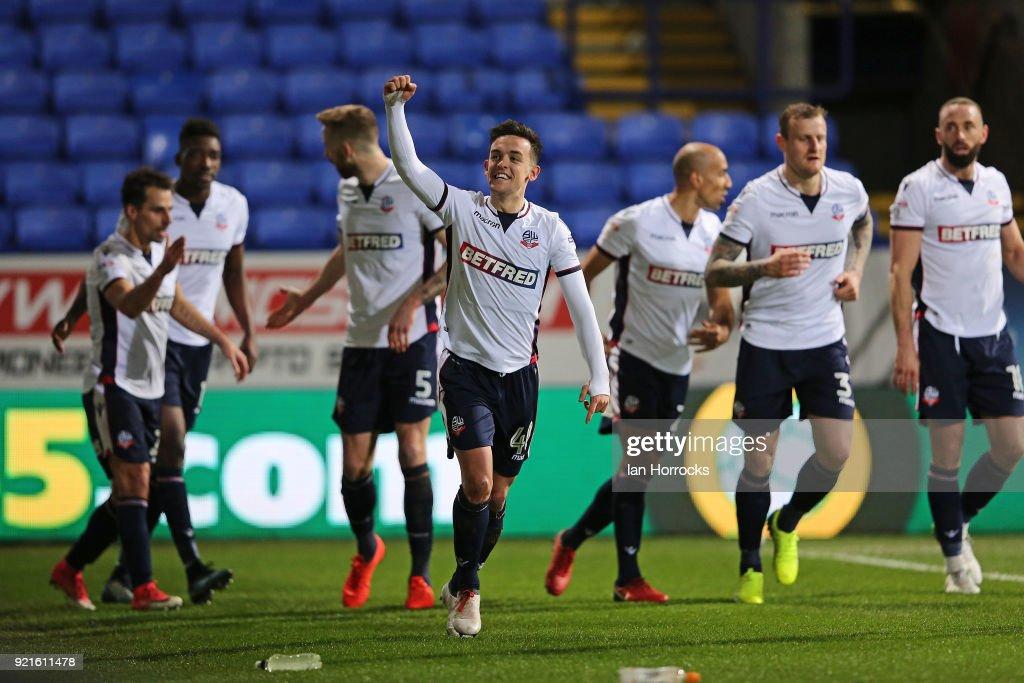 Bolton Wanderers v Sunderland - Sky Bet Championship : Foto di attualità
