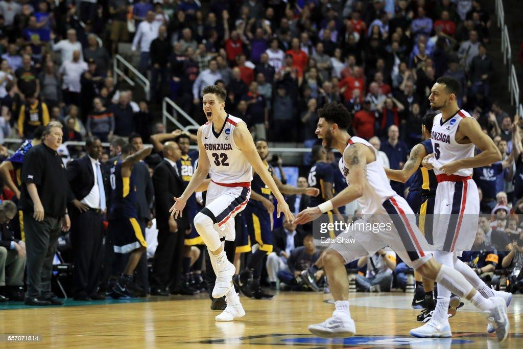 NCAA Basketball Tournament - West Regional - San Jose