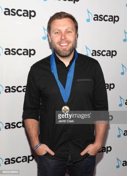 Zach Crowell attends the 2018 ASCAP Pop Music Awards at The Beverly Hilton Hotel on April 23 2018 in Beverly Hills California