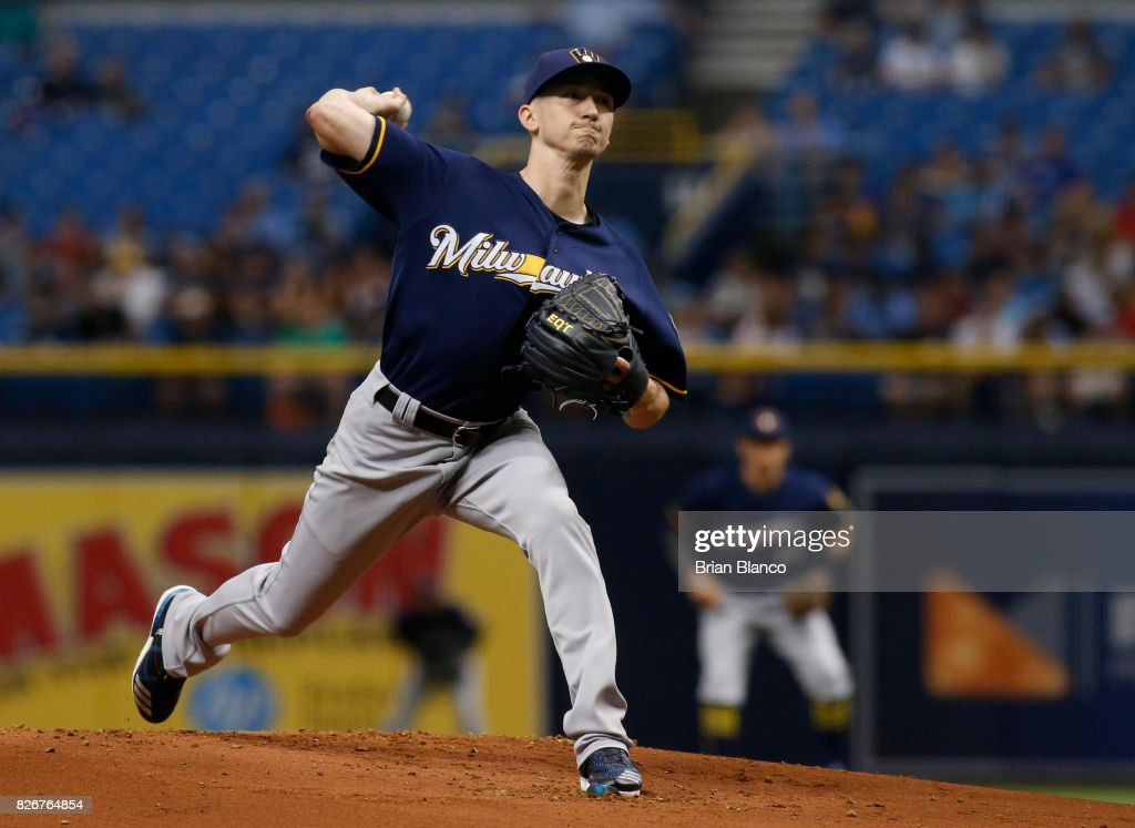 Milwaukee Brewers v Tampa Bay Rays