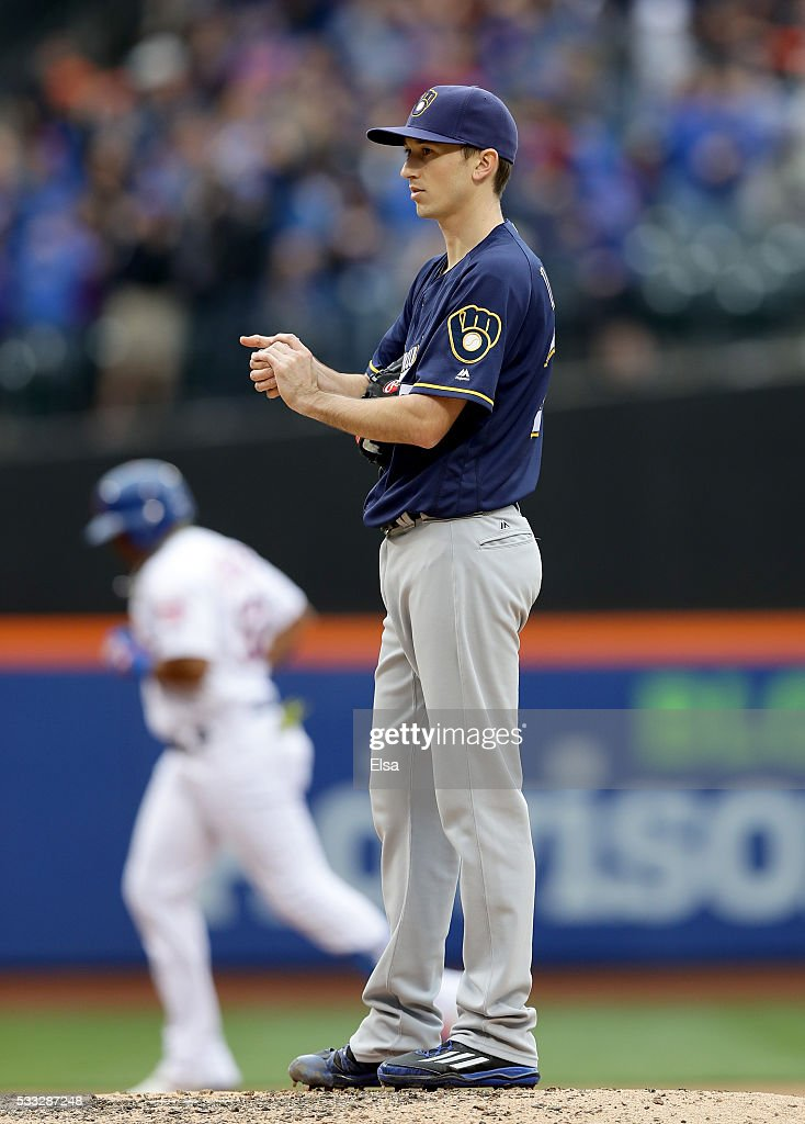 Milwaukee Brewers v New York Mets