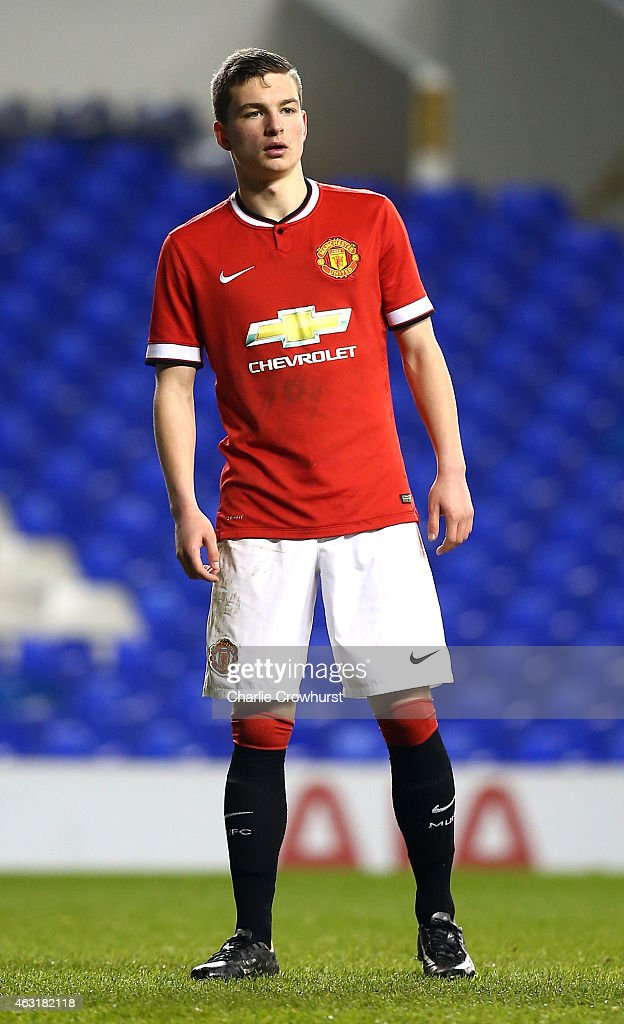 Tottenham Hotspur v Manchester United - FA Youth Cup Fifth Round : News Photo